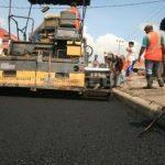 Alat Berat Pembuatan dan Pengaspalan Jalan