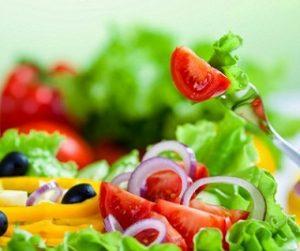 sayuran diet
