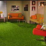 Mempercantik Interior Rumah dengan Rumput Sintetis