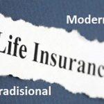 Perbedaan Asuransi Jiwa Tradisional dan Modern