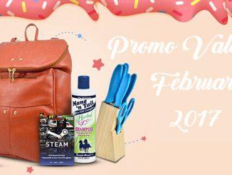 Promo Hari Valentine di Blanja.com