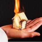 Resiko yang Tidak Ditanggung oleh Asuransi Kebakaran