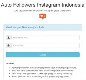 auto follower instagram