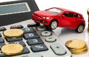 Bunga Kredit Kendaraan Bermotor