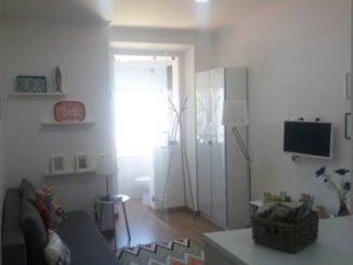 cahaya dalam apartemen