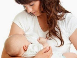 ibu menyusui bayi