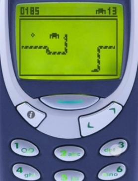 Game snake di Nokia