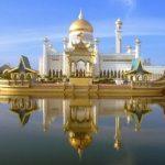 Megahnya Pesona Aneka Masjid Berkubah Emas di Dunia