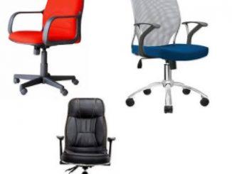 bahan kursi kantor
