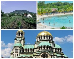 wisata bulgaria,hungaria dan Honduras