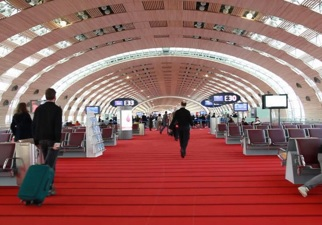 karpet di Bandara