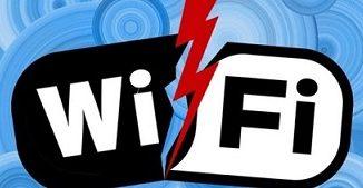 wifi lambat
