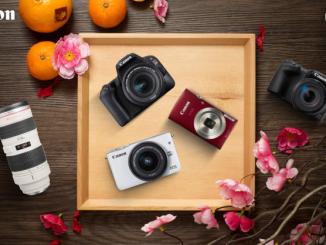 Kamera Canon Terbaru di Blibli
