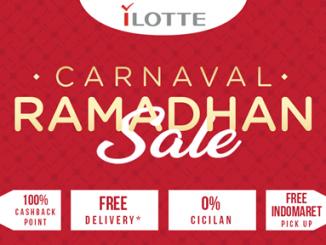Promo Carnaval Ramadhan Sale di iLOTTE.com