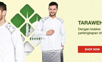 Tips Memilih Aneka Model Baju Muslim Pria