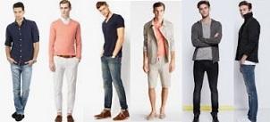fashion pria masa kini
