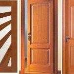 3 Tips Memilih Pintu Kayu yang Berkualitas