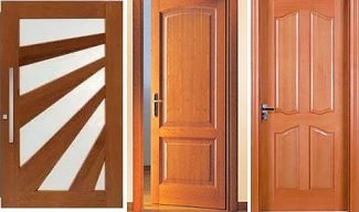 jenis kusen pintu