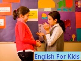 kursus bahasa inggris anak