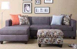 sofa di apartemen