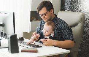 bekerja dengan anak