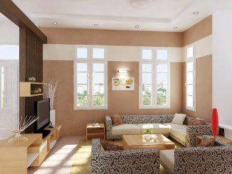 unit apartemen lantai atas