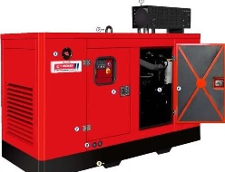 sewa genset outdoor