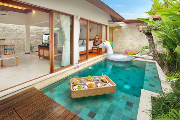 Villa di Seminyak, Bali