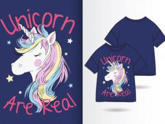 Desain Kaos Anak Unik